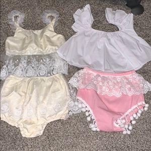 Other - Toddler two piece matching set bundle
